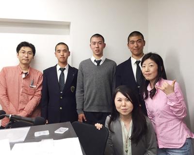 星槎国際湘南野球部レギュラーが生出演